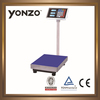500kg electronic digital platform weighing scale pelouze small medium large scale industries