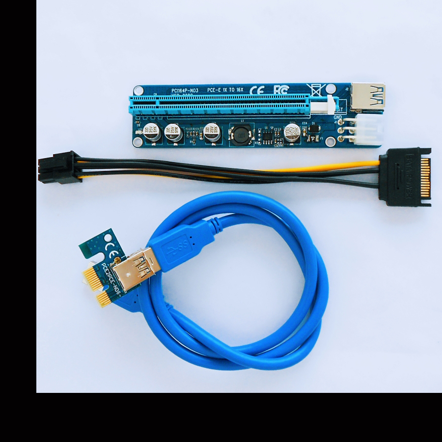 New arrival Power Supply pci-e 6 pin cable BTC Litecoin ETH miner michine