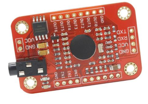 Voice Recognition Module Arduino Compatible