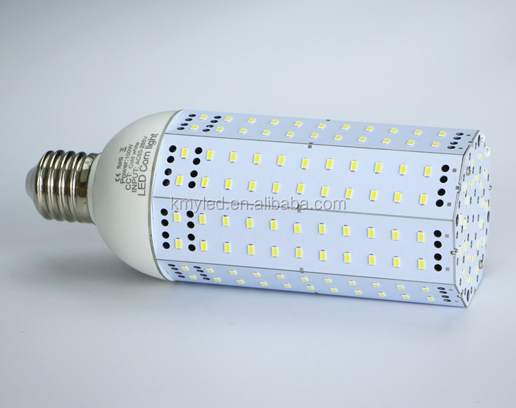 AC100-277V cool color street corn led bulb 60watt smd 110lm/w