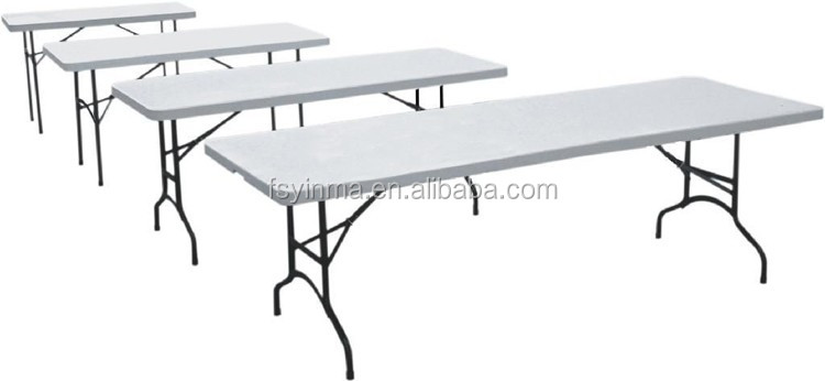 Wholesale cheap price small portable folding table buy - Table pvc pliante ...