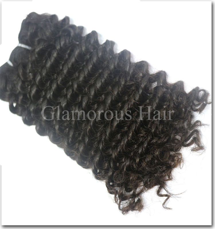 Glamorous Hair company wholesale human hair extensions for black women, offer hair extension drop ship. Top quality virtnam hair