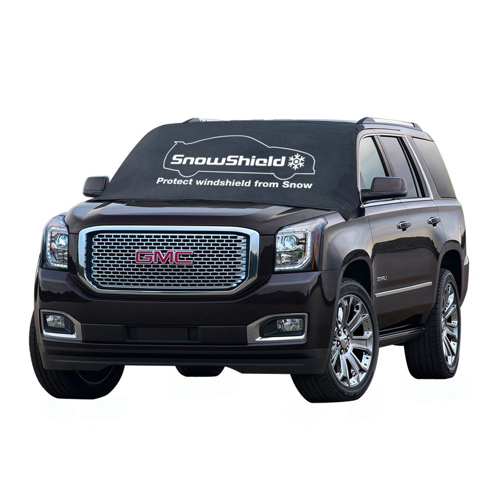 Get Quotations Snowshield Magnetic Windshield Cover For Ice Snow Frost All Car Types With Magnets
