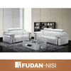 white sectional leather sofa furniture cleopatra style