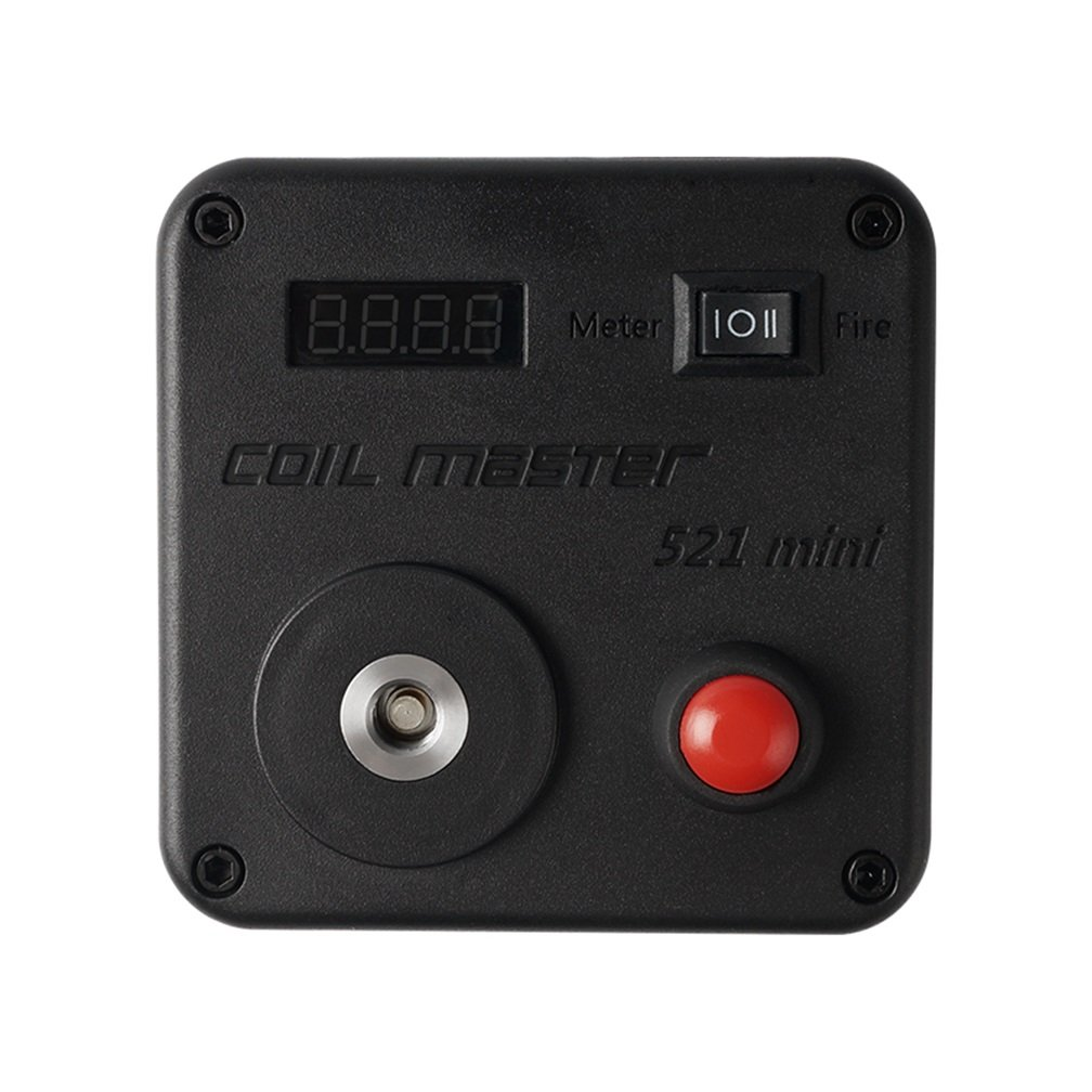 VPDeal Coil Master Authentic Original 521 Mini Tab Ohm Meter Multi-functional Mod with OLED Screen for Coil Rebuilding