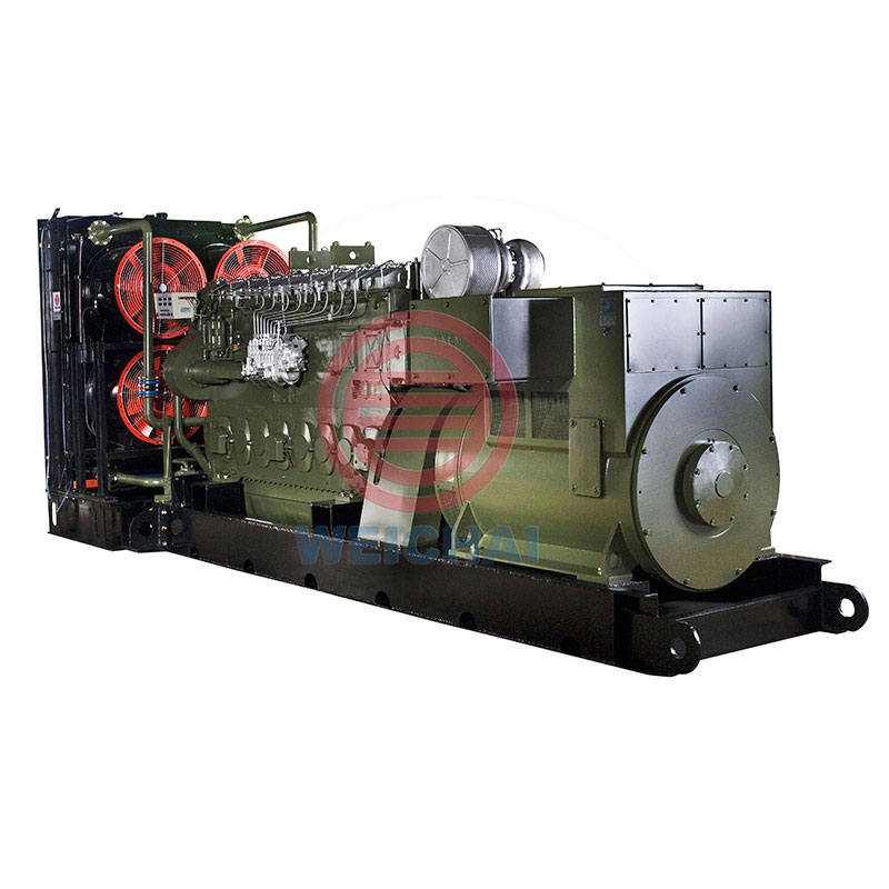 emergency power generator motor 50kw dc alternator
