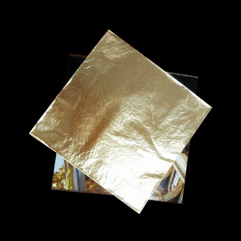Factory price gold leaf bronze foil gilding gold leaf gold gilded furniture 6c65eacf1