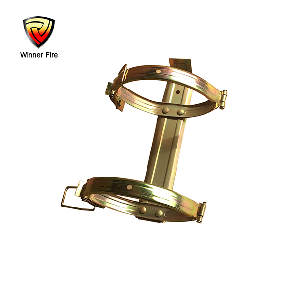 Durable fire extinguisher ring spare part for dry power fire extinguisher