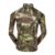 High Quality Outdoor Camouflage Hunting Jacket  Sports Camouflage Windproof Jacket