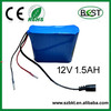 12v rechargeable battery lifepo4 lithium battery 4S1P 18650 3.2V lifepo4 battery