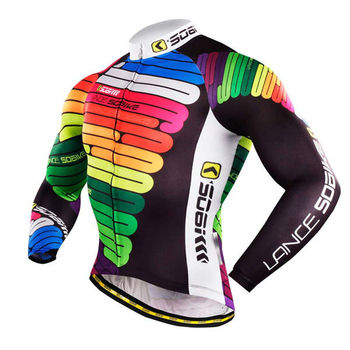 dye sublimation jerseys cycling clothing cycle clothes cycling gear Raglan  Sleeve polyester fabric winter jacekt 946b5ae17