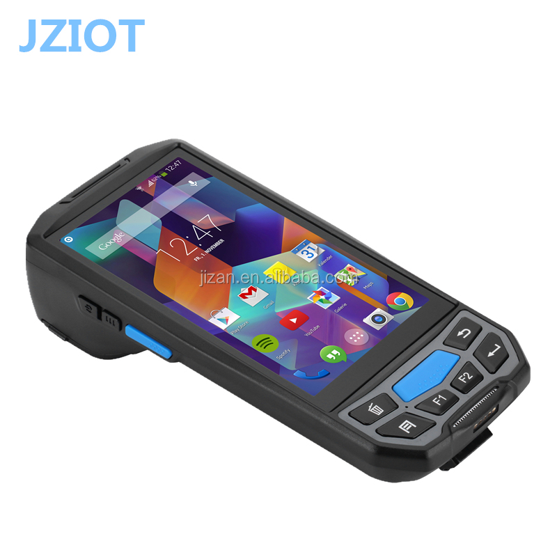 Wireless Mini Usb Barcode Scanner Handheld Bluetooth Symbol N410 360 Degree  Android Reader Pda With Memory - Buy Wireless Barcode Scanner With