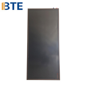 New Design 1000x2000x80/95mm overall size reasonable price hot air solar collector