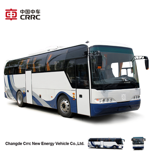 Discount price widely private diesel tour bus