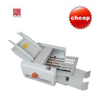 Automatic desktop a3 paper file greeting card folding machine with automatic desktop a3 paper file greeting card folding machine with high production m4hsunfo