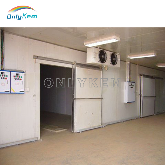 cold room storage for food manufacturing companies