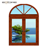 Thermal break aluminium arched window windows and doors