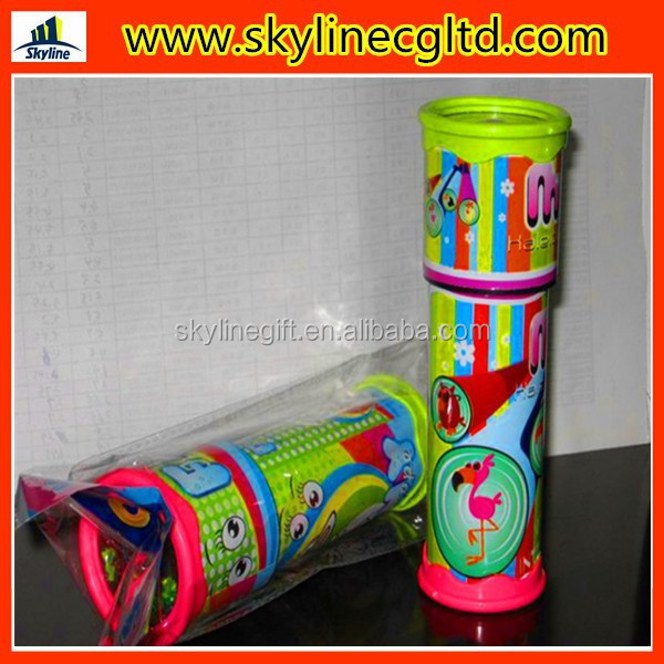 Toy gift customized kaleidoscope,promotion kaleidoscope