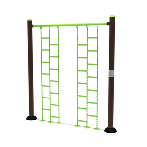 Climbing wall outdoor kids gym equipments safety climb gym children fitness gym equipment