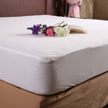 Queen Jacquard Bedding Mattress Protector For Hotel