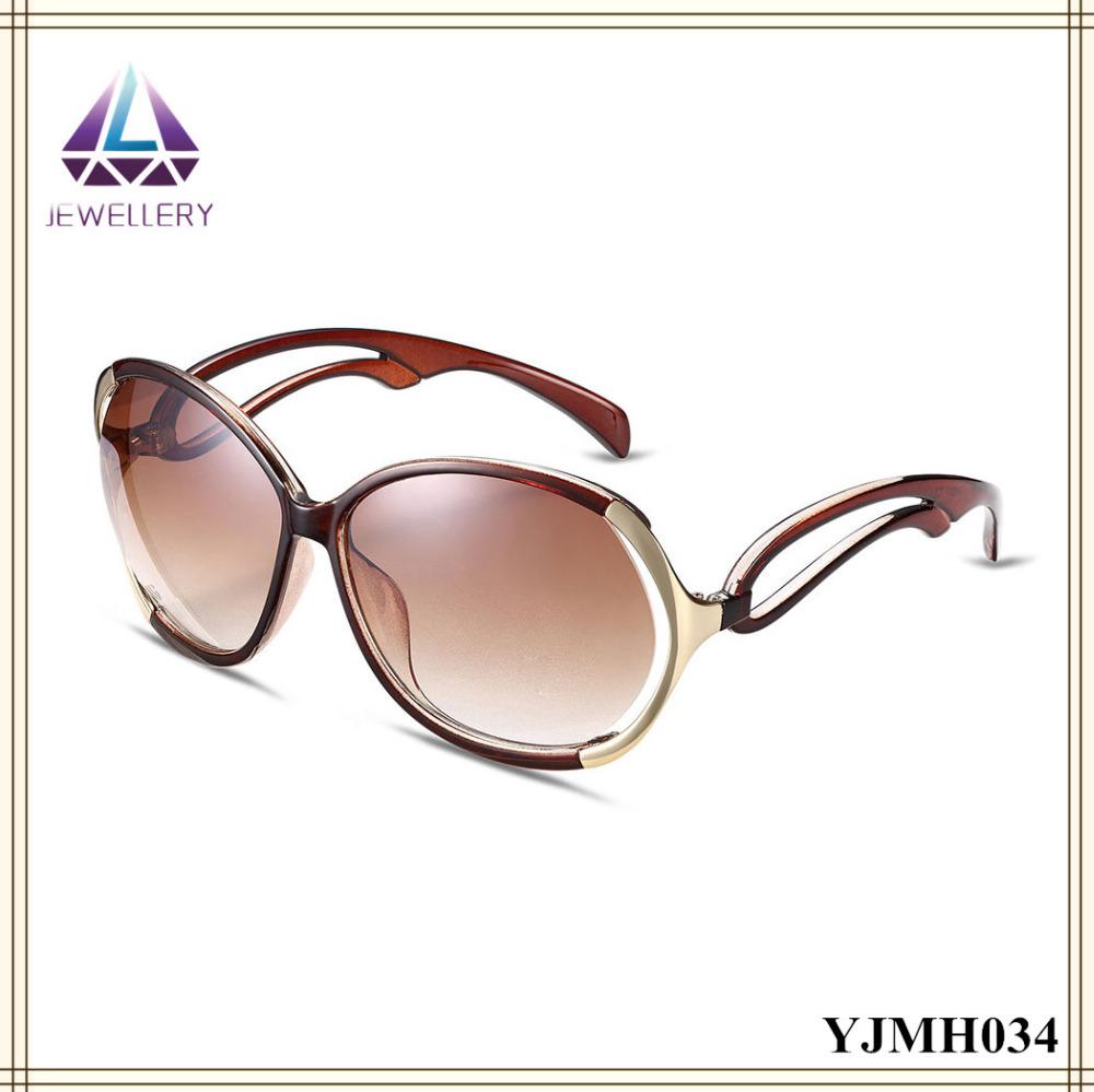 676784477ea92 Estilo americano de marca por atacado lentes de óculos de sol unissex óculos  de metal óculos