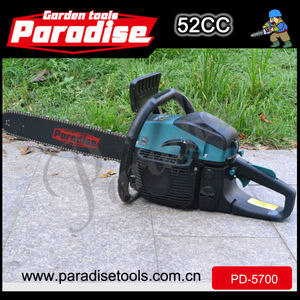 PD5700 With Oregon Chain and Bar 52CC Cheap Chainsaw For Sale