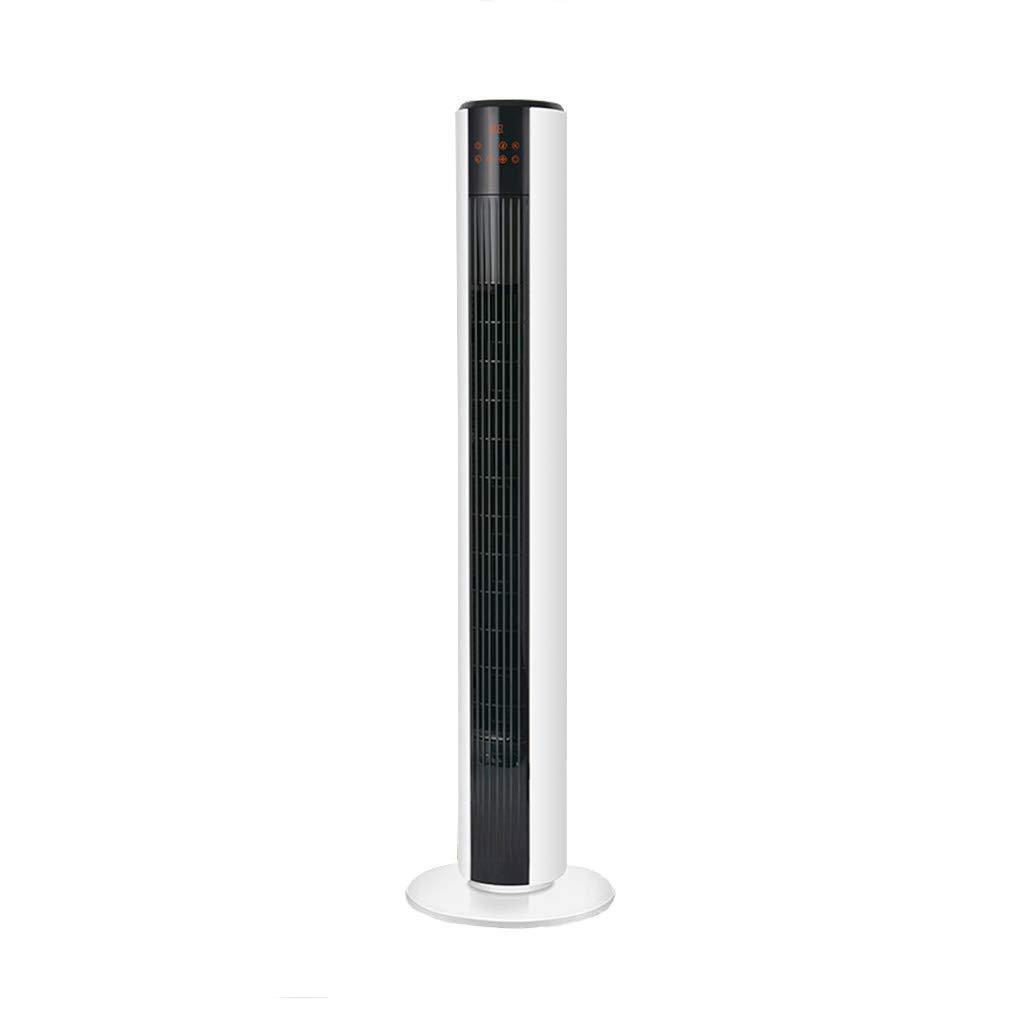 LQQFFElectric fan Tower fan, cold fan, electric fan, home fan, remote control, floor fan, leafless fan - energy saving fan