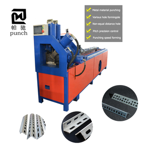 Hole Punching machine hydraulic cnc for steel plate Angle steel