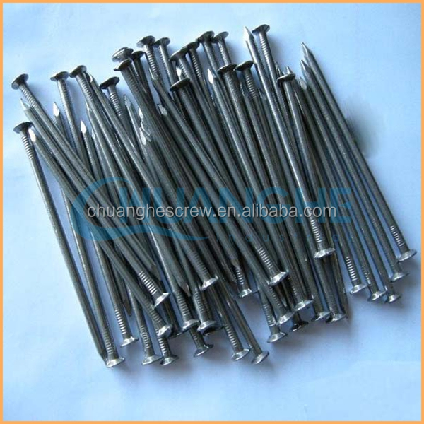 Manufacture high quality low price iron nails hard drawn wire 2.1mm for making nails