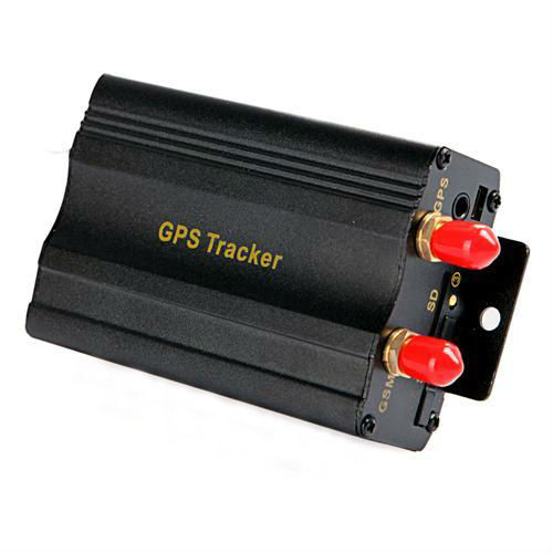 car GPS tracker with GPRS/SMS/calling/preset/SOS/voice listen/lock door/trunk/engine cut