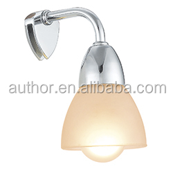 IP44 E14 Halogen Bathroom Mirror Light With Special Heart-shaped Mounting Clamp 6870