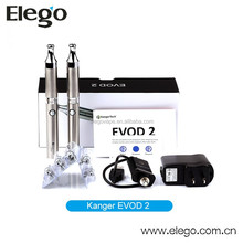 100% Original Kanger EVOD 2 Starter Kit Wholesale EVOD with Kanger evod 2 dual coil