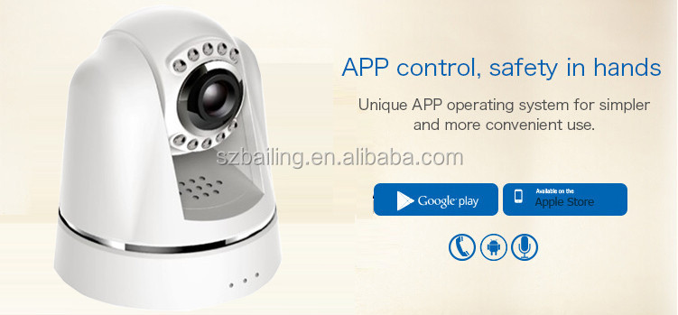 Infrared Night Vision Video /SMS/Phone/APP GSM Alarm System