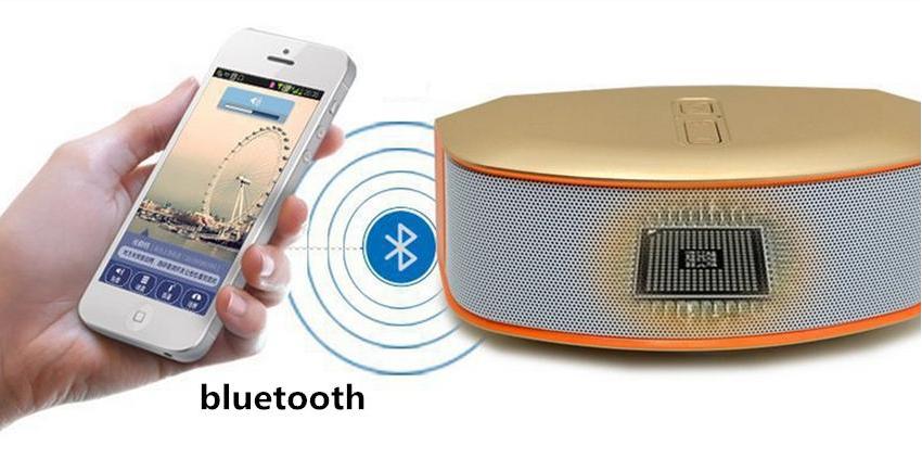 2018 Best Quality Gs809 Wireless Portable Speaker Tf Card