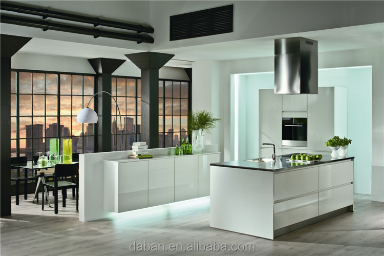 Best verkopende aantrekkelijke moderne keuken ontwerp modellen keuken kasten product id - Keuken model amenagee ...