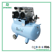 <span class=keywords><strong>2HP</strong></span> 220v oilless draagbare luchtcompressor met 60L tank luchtcompressor machine (DA7002)
