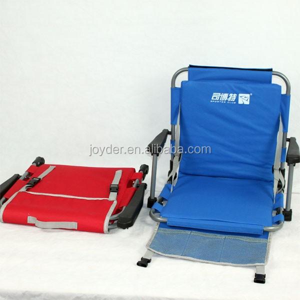 Padded Stadium Chair Portable Seat Folding Football Bleacher Cushion Sports Seat