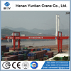 rail station gantry crane, container yard gantry crane
