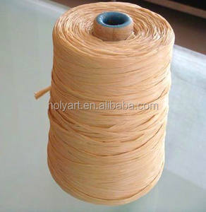 Hot sale raffia yarn for crochet