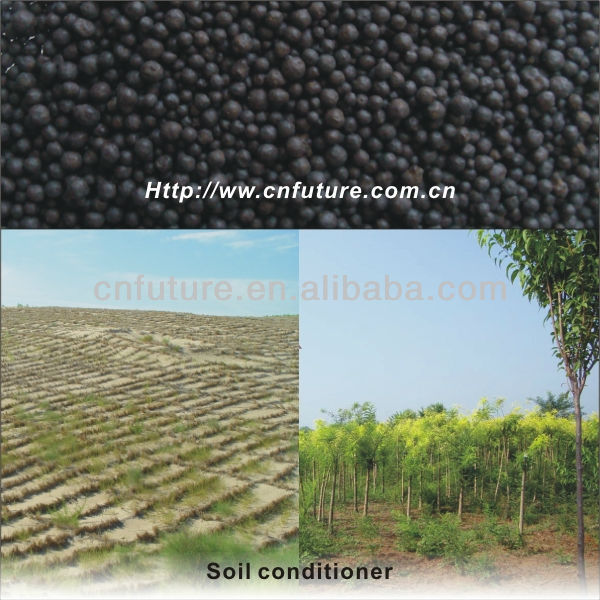 Soil Amendment Fertilizer with Humic Acid