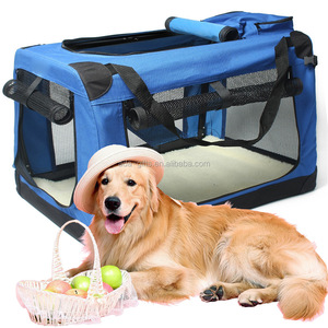 Airline Approved Pet Carrier Expandable Foldable Washable Travel Pet Carrier