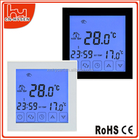 Non-Programming Floor electric or water Heating Room Digital Thermostat