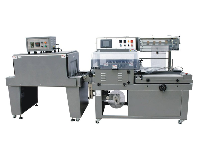 Automatic L Type Shrink Packaging Machine Shrink Wrapping Machine