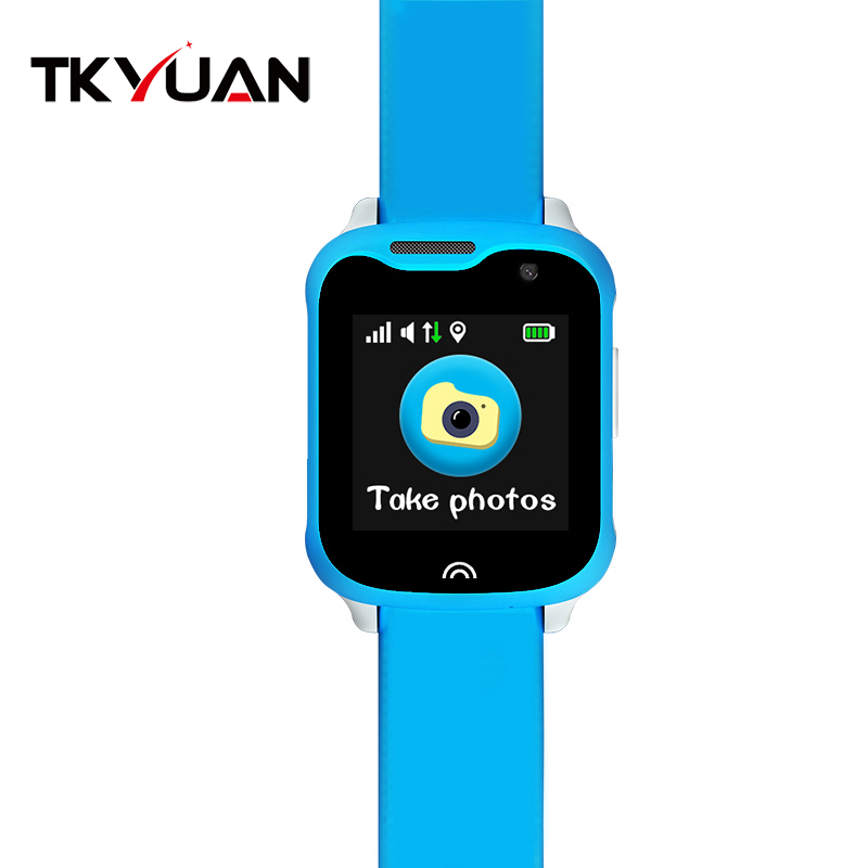 New Child Positioning GPS IP68 Swimming Level Waterproof Kids Baby Watch Income Call Firewall D7 Smart Watch