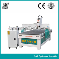 standard type wood item carving 3d scanner cnc 1325 wood cutting machine