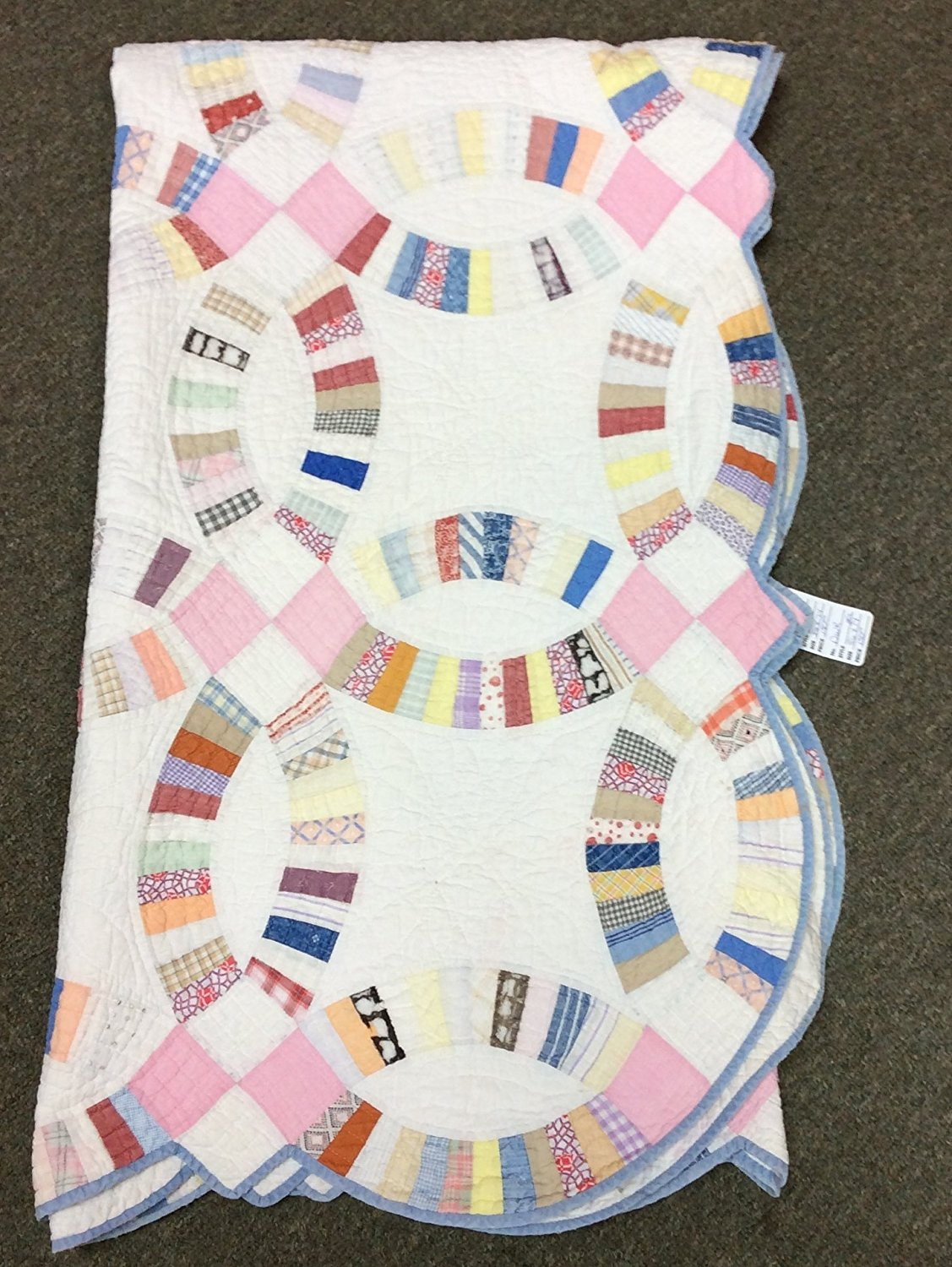 Cheap Double Wedding Ring Quilt, find Double Wedding Ring Quilt ...
