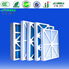 Extended surface disposable panel pre air filter,primary filter,paper filter