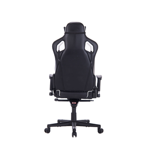 Gaming Office Chair Game Racing Ergonomic Backrest and Seat Height Adjustment Computer Chair with Pillows Recliner Swivel Rocker