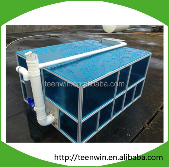 Durable PVC Flexible Soft Biogas Plant India for Farm and Factory Electricity Generating