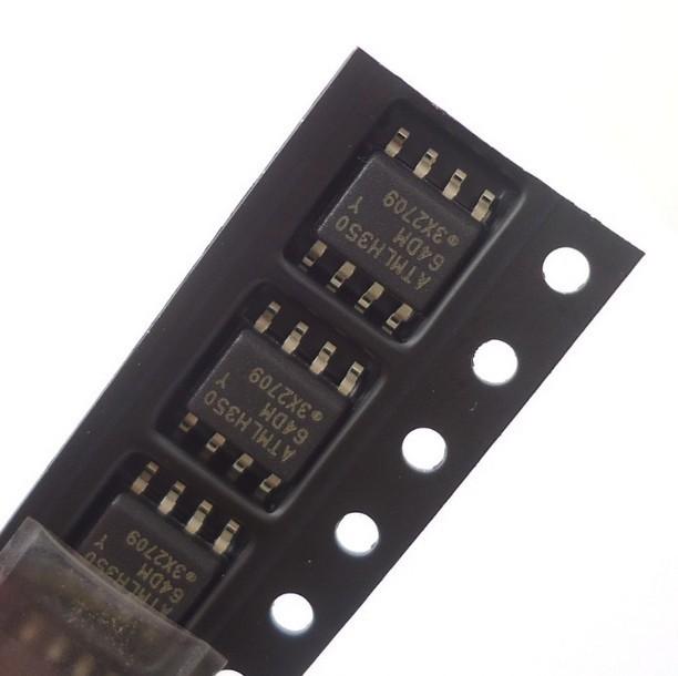 20Pcs AT24C512-10PI-2.7 AT24C512-10PU-2.7 DIP8 Atmel fu